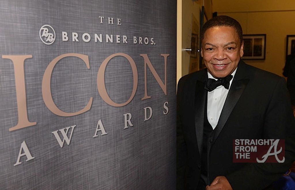 Reggie Wells – 2013 BB Icon Awards 1