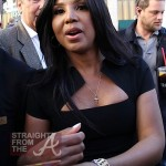 Toni Braxton on &#039;Extra&#039; with Mario Lopez -12