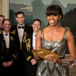 FLOTUS Michelle Obama Makes Surprise Oscar Appearance… [PHOTOS + VIDEO]
