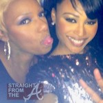 Atlanta Housewives Nene Leakes & Cynthia Bailey Attend Preston Bailey's Midnight Wedding in NYC… [PHOTOS]