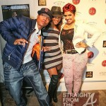 Ron DeVoe, Brandi Williams, RaVaughn