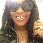 Bobbi Kristina teeth