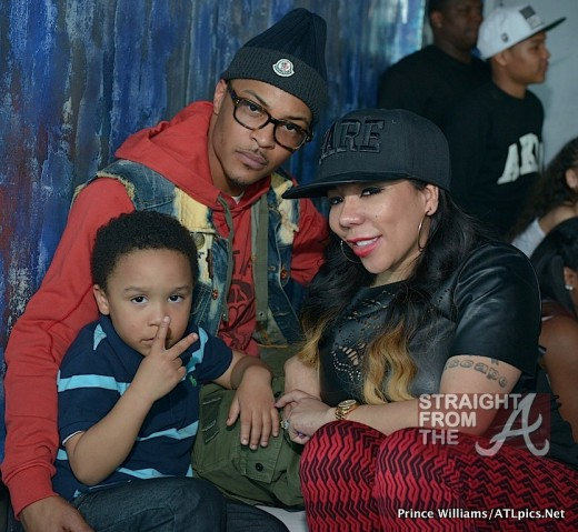 CELEBRITY KIDS: T.I. Throws Son Domani 12th Birthday