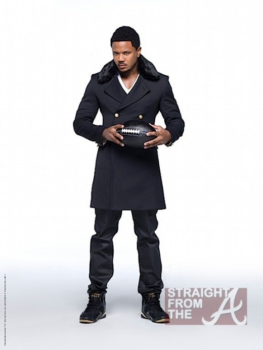 Hosea Chanchez The Game Promo