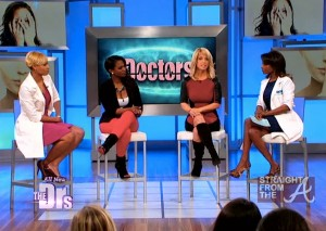 Kandi Burruss The Doctors SFTA 3