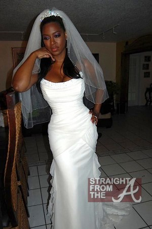 Kenya Moore Never A Bride