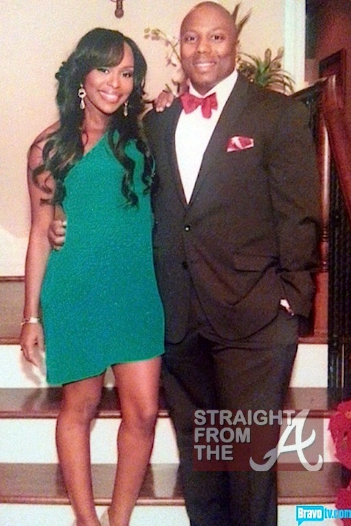 Mugshot Mania: Married to Medicine&#8217;s Quad Webb &#038; Husband Gregory Lunceford