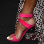 Nene Leakes Paley Fest 030613 Shoes