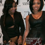 Toya Wright Shaneka Adams