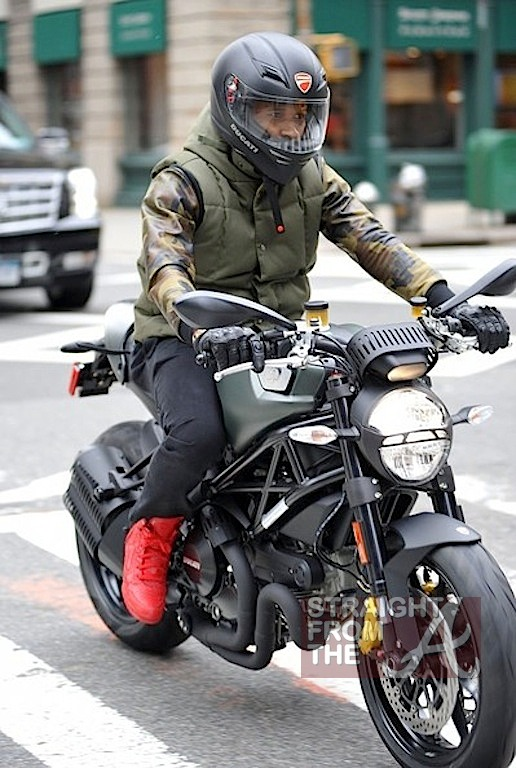Usher New Ducati NYC 030213 SFTA 4