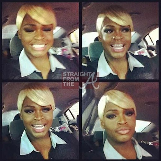 Very Rich Gay Dressed As Nene Leakes