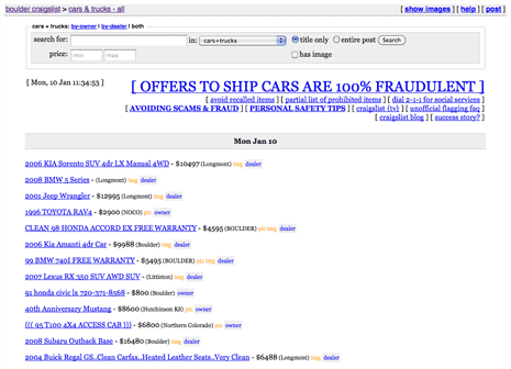 Craigslist cars for sale trenton nj