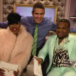 Atlanta Hairstylists Derek J & Miss Lawrence = Bravo's 'Fashion Queens'…. [BTS PHOTOS]