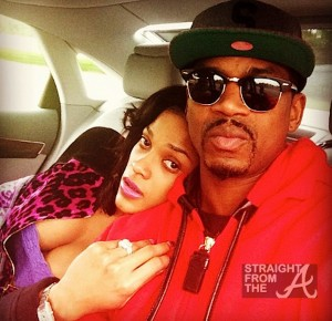 Funky Dineva , Joseline and Stevie J have broken up for the 69th time