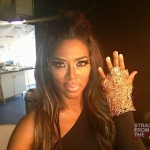 Kenya Moore Throws Shade at Porsha Stewart & Phaedra Parks in 'Gone With The Wind Fabulous'… [OFFICIAL VIDEO]