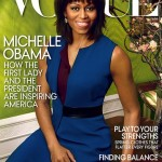 FLOTUS Michelle Obama Covers Vogue's Spring Edition… [PHOTOS]