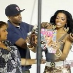 Porsha Stewart's Weave Lands 'Hair Care' Photo Shoot + Is Kordell Too Controlling? [PHOTOS + BTS VIDEO]