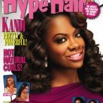 Cover Shots: Kandi Burruss Covers HYPE HAIR…