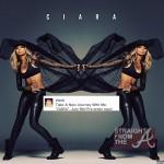 Ciara Cover StraightFromtheA 1