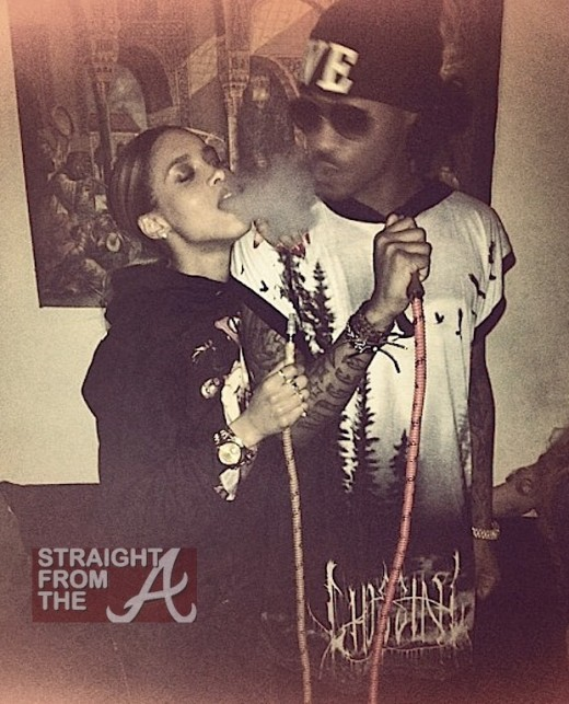 Ciara and Future 2013 StraightFromTheA