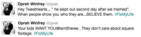 Oprah tweets1