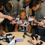 Former NFL Player Says At Least 4 Gay Pro-Ballers Will 'Come Out' At The Same Dayum Time…
