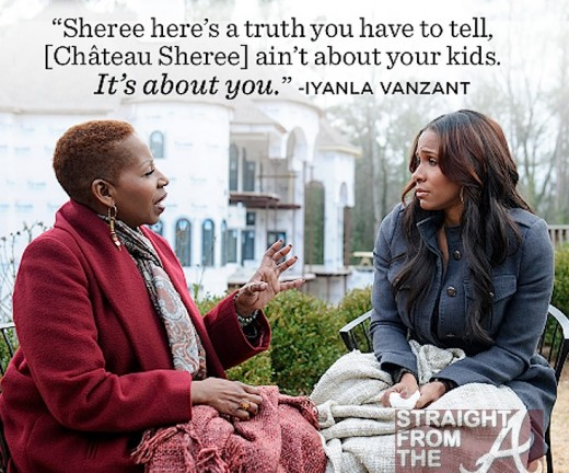 Sheree Whitfield Iyanla Fix My Life 5