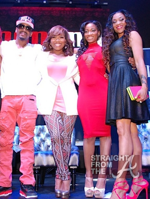 Stevie J Mona Erica Mimi