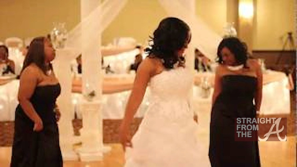 The Greatest Wedding Reception Dance EVER! Introducing