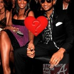 In The Tweets: Is Usher Still 'Caught Up' On Tameka?