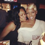 Nene Leakes Caught Stealing Marlo Hampton's Fashion Swag… Again! [PHOTOS + VIDEO]