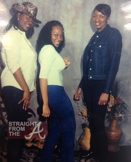 nene leakes sisters straightfromthea