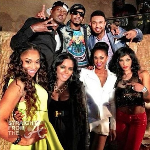 love and hip hop atlanta cast straightfromthea