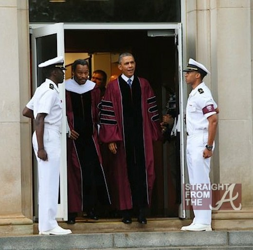 President Obama&#8217;s 2013 Morehouse College Commencement Speech&#8230;. [FULL VIDEO + TEXT]