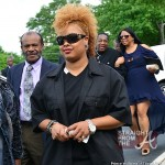 DaBrat Chris Kelly Funeral 050912