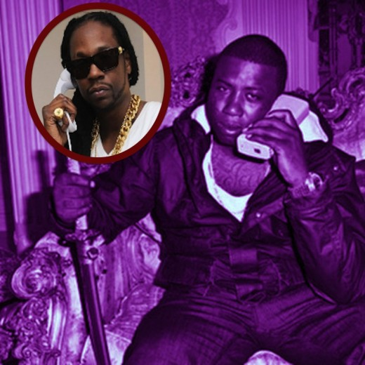 Gucci Mane 2Chainz StraightFromTheA