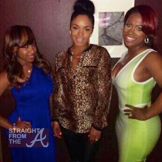 Kandi Burruss Birthday Dinner 051813-1