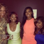 Kandi Burruss Birthday Dinner 051813-19