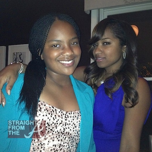 Kandi Burruss Birthday Dinner 051813-2
