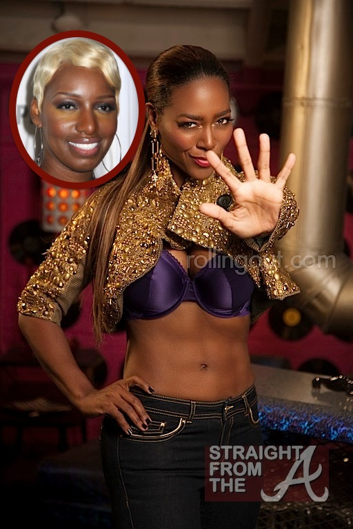 Quick Quotes: Kenya Moore Addresses Nene Leakes&#8217; &#8216;Big Ego&#8217;&#8230; [VIDEO]
