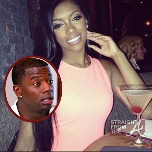 Divorce Stunts &#038; Shows: Kordell Stewart Locks RHOA Porsha Stewart Out&#8230; Again!