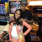 Monica and Shannon Brown StraightFromTheA