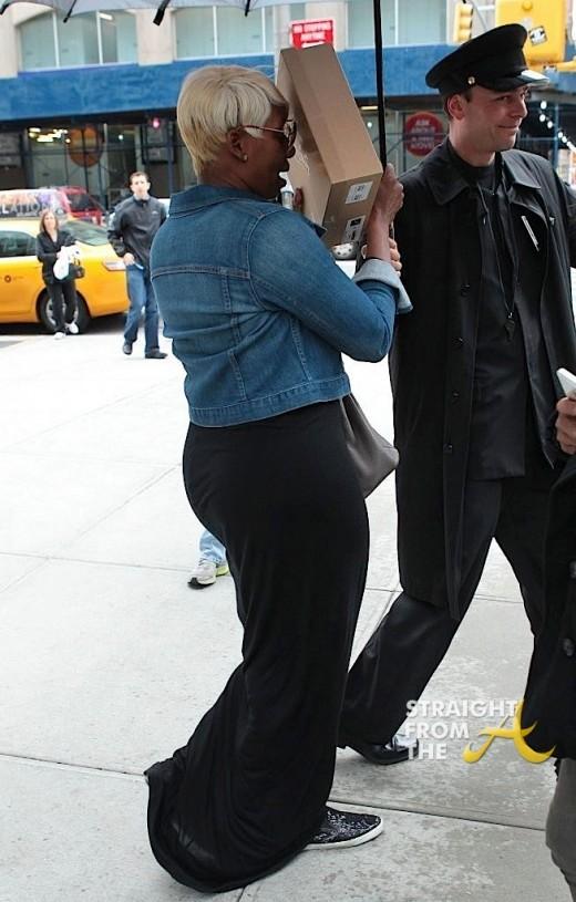 Nene Leakes SoHo NYC StraightFromthea 052513-5