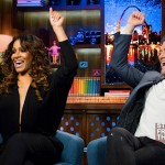 Sheree Whitfield WWHL StraightFromTheA 5