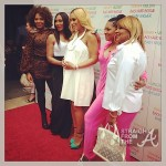 Tamar & Vince Host 'Backyard Boogie' Baby Shower… [PHOTOS]