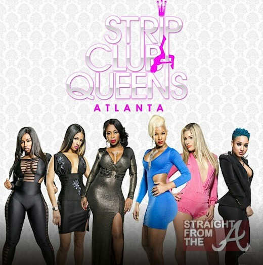 WTF?! Reality Show Alert: Strip Club Queens of Atlanta&#8230; [PHOTOS + VIDEOS]