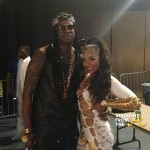 2Chainz and Ashanti StraightFromTheA