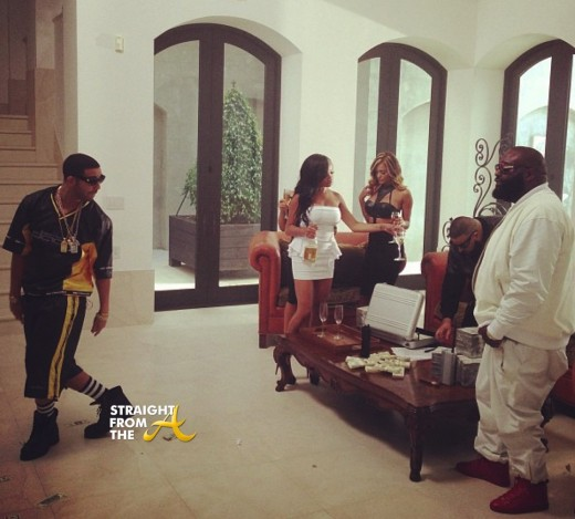 Drake Rick Ross No New Friends StraightFromTheA