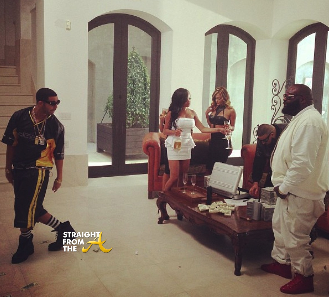 "New Viral Videos 2013: ""No New Friends"" DJ Khaled Ft. Drake, Rick"
