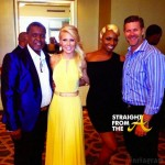 Gretchen Slade Nene Greg Leakes Wedding